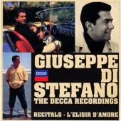 Album artwork for Guiseppe di Stefano: The Decca Recordings