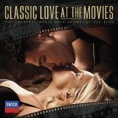 Album artwork for CLASSIC LOVE AT THE MOVIES