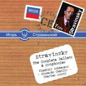 Album artwork for Stravinsky: Complete Ballets & Symphonies