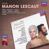 Album artwork for Puccini: Manon Lescaut (2CD)