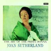 Album artwork for Joan Sutherland: Art of the Prima Donna