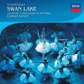 Album artwork for Tchaikovsky: Swan Lake / Dutoit