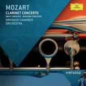 Album artwork for Mozart: Clarinet, Oboe, Bassoon Concertos