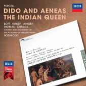 Album artwork for Decca Opera Purcell: Dido and Aeneas-the Indian Qu