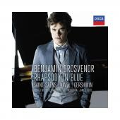 Album artwork for Benjamin Grosvenor: Rhapsody in Blue