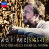 Album artwork for Albrecht Mayer: Song of the Reeds