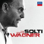 Album artwork for Wagner: The Great Operas / Solti