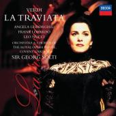 Album artwork for Verdi: La Traviata / Gheorghiu, Solti