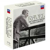 Album artwork for Ravel: The Complete Edition (14 CD limited edition