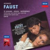 Album artwork for Gounod: Faust / Te Kanawa, Ariaza, Davis
