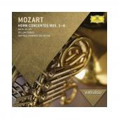 Album artwork for Mozart: Horn Concertos 1-4 / Jolley
