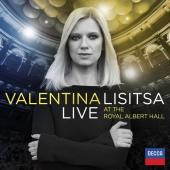 Album artwork for Valentina Lisitsa: Live at Royal Albert Hall