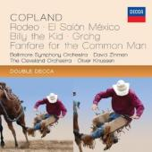 Album artwork for COPLAND: ORCHESTRAL MUSIC