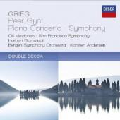Album artwork for GRIEG: ORCHESTRAL MUSIC