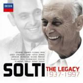 Album artwork for Solti: The Legacy, 1937-1997