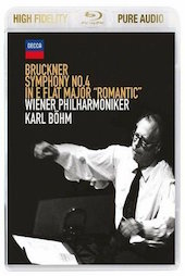Album artwork for BRUCKNER: SYMPHONY NO 4 / Bohm