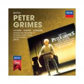 Album artwork for Britten: Peter Grimes / Vickers. Davis
