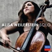 Album artwork for Alisa Weilerstein: Solo
