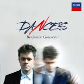 Album artwork for DANCES / Benjamin Grosvenor