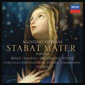 Album artwork for Steffani: Stabat Mater / Bartoli, Pregardien, Faso