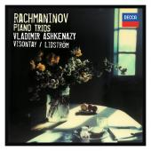 Album artwork for Rachmaninov: Piano Trios / Ashkenazy