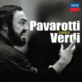 Album artwork for Pavarotti Sings Verdi