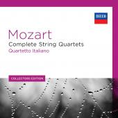 Album artwork for Mozart: Complete String Quartets / Quartetto Itali