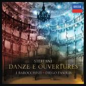 Album artwork for Steffani: Dances and Overtures from Opera /  Fasol