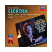 Album artwork for Strauss: Elektra / Behrens, Ojawa