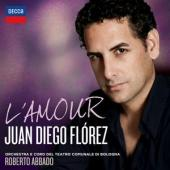 Album artwork for L'Amour / Florez Sings French Arias