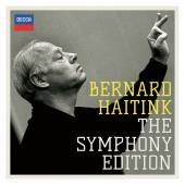 Album artwork for Bernard Haitink: The Symphony Edition