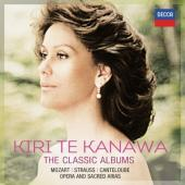 Album artwork for Kiri Te Kanawa - The Classic Albums (6CD)