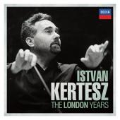 Album artwork for Istvan Kertesz - The London Years (12 CD set)