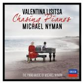 Album artwork for Chasing Pianos - The Piano Music of Michael Nyman