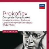 Album artwork for Prokofiev: Complete Symphonies