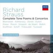 Album artwork for R. Strauss: Complete Tone Poems, etc (13Cds)