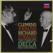 Album artwork for Clemens Krauss Straus Complete Decca Recordings