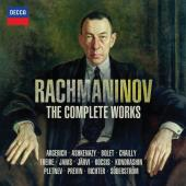 Album artwork for Rachmaninov: The Complete Works (32 CD)