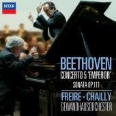 Album artwork for Beethoven: Piano Concerto #5 / Freire, Chailly