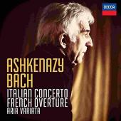 Album artwork for J.S. Bach: Italian Concerto & French Overture / As