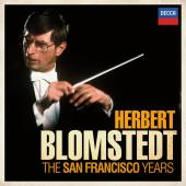 Album artwork for Blomstedt - The San Francisco Years