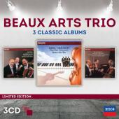 Album artwork for Beaux Arts Trio - 3 Classic Albums