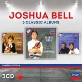Album artwork for Joshua Bell - 3 Classic Albums