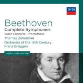 Album artwork for Beethoven: Complete Symphonies / Bruggen