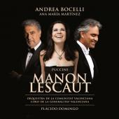 Album artwork for Puccini: Manon Lescaut / Bocelli, Martinez