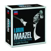 Album artwork for Lorin Maazel: The Cleveland Years (19Cd)