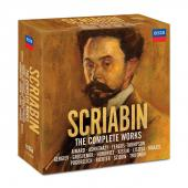 Album artwork for SCRIABIN: THE COMPLETE Works (18 CDs)