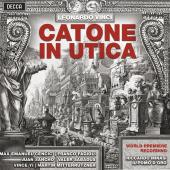 Album artwork for VINCI: CATONE IN UTICA