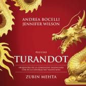 Album artwork for Puccini: Turandot / Bocelli, Wilson