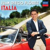 Album artwork for Juan Diego Florez - Italia
